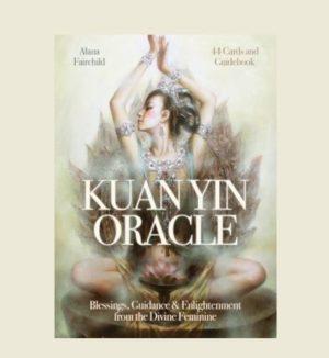 Kuan Yin Oracle Cards – Alana Fairchild