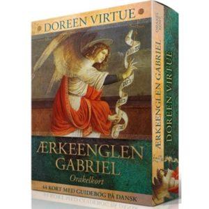 Ærkeenglen Gabriel – Doreen Virtue (kort)