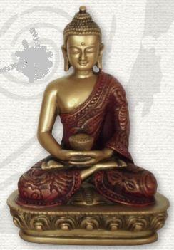 rød meditation